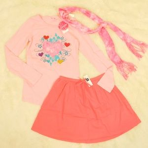 Mudd Matching Sets - Girls Size 12 Clothes Lot Tops Pants Outfits NWT